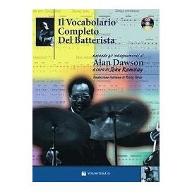 DAWSON/RAMSAY VOCABOLARIO COMPLETO BATTERISTA+ CD