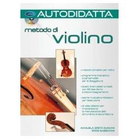 DUMIANI/SABBATANI VIOLINISTA AUTODIDATTA + CD