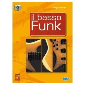 FERRANTE BASSO FUNK + CD