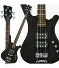 WARWICK RB CORVETTE $$ 4 STRINGS NIRVANA BLACK BASSO 4 CORDE NERO