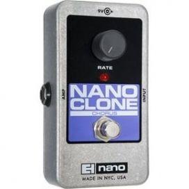 ELECTRO HARMONIX NANO CLONE CHORUS