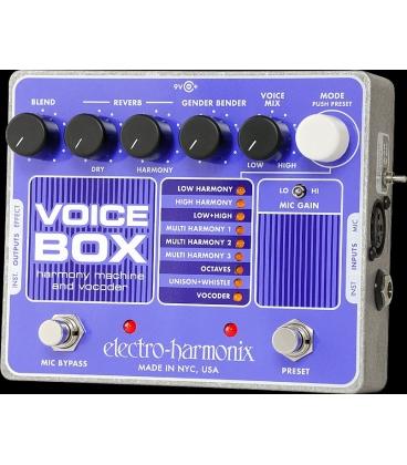 ELECTRO HARMONIX VOICE BOX PEDAL