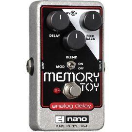 ELECTRO HARMONIX MEMORY TOY ANALOG ECHO
