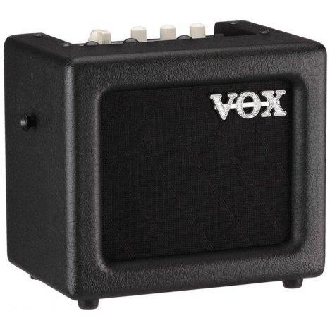 VOX MINI3 G2 COMBO BLACK AMP. A BATTERIE