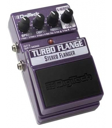 DIGITECH XTF 7MODE FLANGER