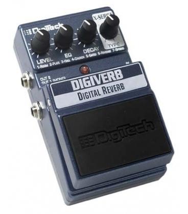 DIGITECH XDV DIGITAL REVERB
