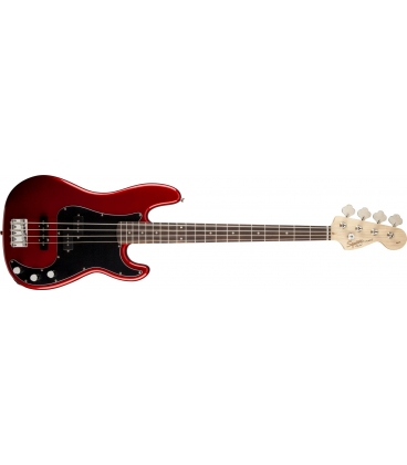 SQUIER AFFINITY PRECISION BASS PJ METALLIC RED