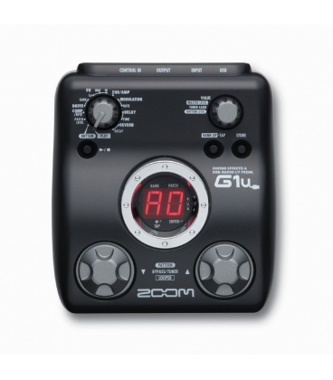 ZOOM G1.U MULTIEFFECT