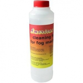 AMERICAN DJ CLEANING FLUID 250ML FOG MACHINES