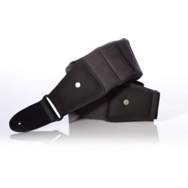 MONO STRAP BETTY SHARKSKIN BLACK L