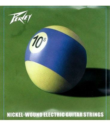PEAVEY POOLBACK NICKEL WOUND 10'S