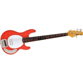 MUSIC MAN STINGRAY 5 CLASSIC CORAL RED RW