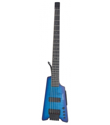 STEINBERGER SYNAPSE XS-15FPA TRANS BLUE + BAG