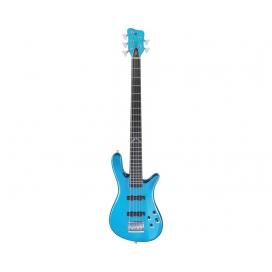 WARWICK ROBERT TRUJILLO SIGNATURE BLUE CHROMETONE 5 CORDE