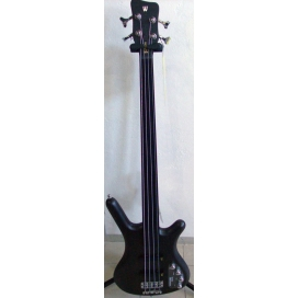 WARWICK RB CORVETTE BASIC 4 FRETLESS NIRVANA BLACK