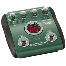 ZOOM A2 ACOUSTIC MULTIEFFECT
