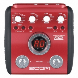 ZOOM B2 BASS MULTIEFFECT