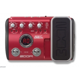 ZOOM B2.1U BASS MULTIEFFECT