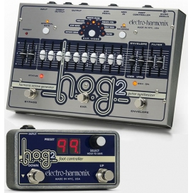 ELECTRO HARMONIX HOG 2 GUITAR SYNT + PEDAL