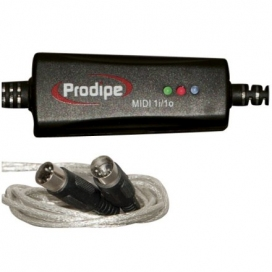 PRODIPE PRO 1I1O INTERFACCIA MIDI USB