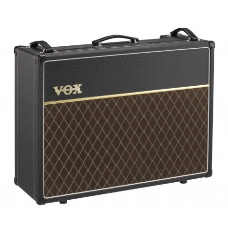 VOX AC30C2 BLACK COMET COMBO VALVOLARE