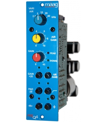 MAAG EQ2 2 BAND EQUALIZER WITH AIR BAND 500 SERIES