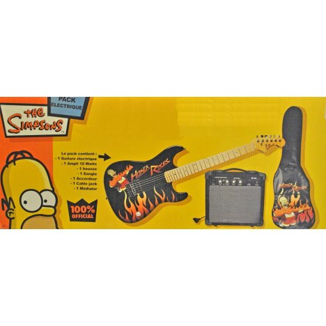 SIMPSONS HOMER ELECTRIC PACK KIT