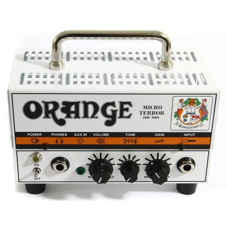 ORANGE MICRO TERROR TESTATA 20 WATT