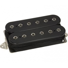 DI MARZIO DP244BK DOMINION NECK BLACK