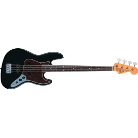 FENDER JAZZ BASS '60 RELIC BLACK