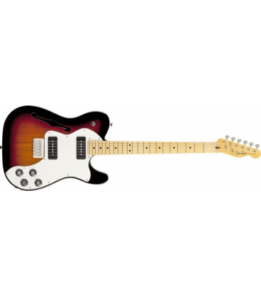 FENDER TELECASTER MODERN PLAYER THINLINE 3 TONE SUNBURST