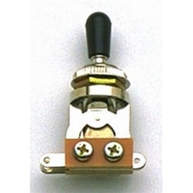 ALL PARTS TOGGLE SWITCH PER GIBSON® LES PAUL® CHROME