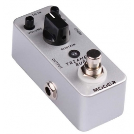 MOOER TRIANGLE BUFF FUZZ PEDAL