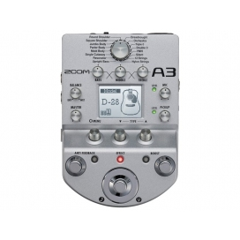 ZOOM A3 ACOUSTIC MULTIEFFECT