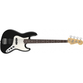 FENDER JAZZ BASS AMERICAN STANDARD BLACK RW