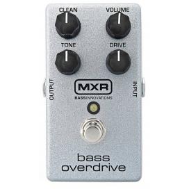 MXR M-89 MXR BASS OVERDRIVE