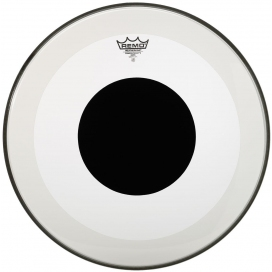 REMO P3-1322-10 POWERSTROKE 3 CLEAR WITH BLACK DOT