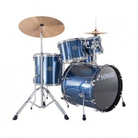 SONOR SMF 11 STAGE 1 SET WM BRUSHED BLUE