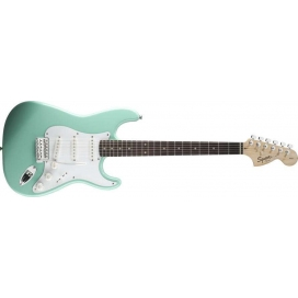 SQUIER AFFINITY STRATOCASTER SEA FOAM GREEN ROSEWOOD