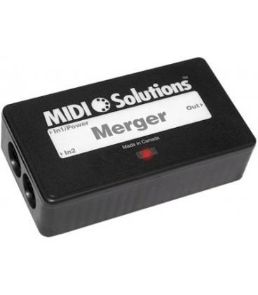 MIDI SOLUTION MERGER