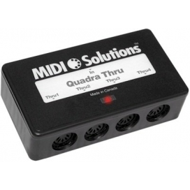 MIDI SOLUTION QUADRA THRU