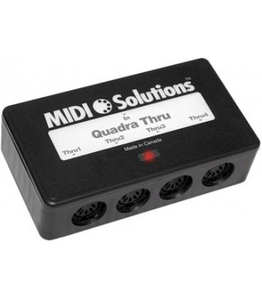 MIDI SOLUTION QUADRA THRU