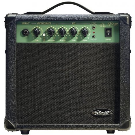 STAGG 10 GA DR AMPLIFICATORE 10W