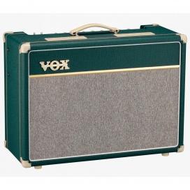 VOX AC15C1 BRG LIMITED TUBE COMBO RACING GREEN