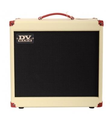 DV MARK C 112 SMALL GUITAR CABINET 1 X 12 CREAM