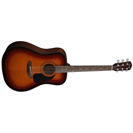FENDER CD60 SUNBURST