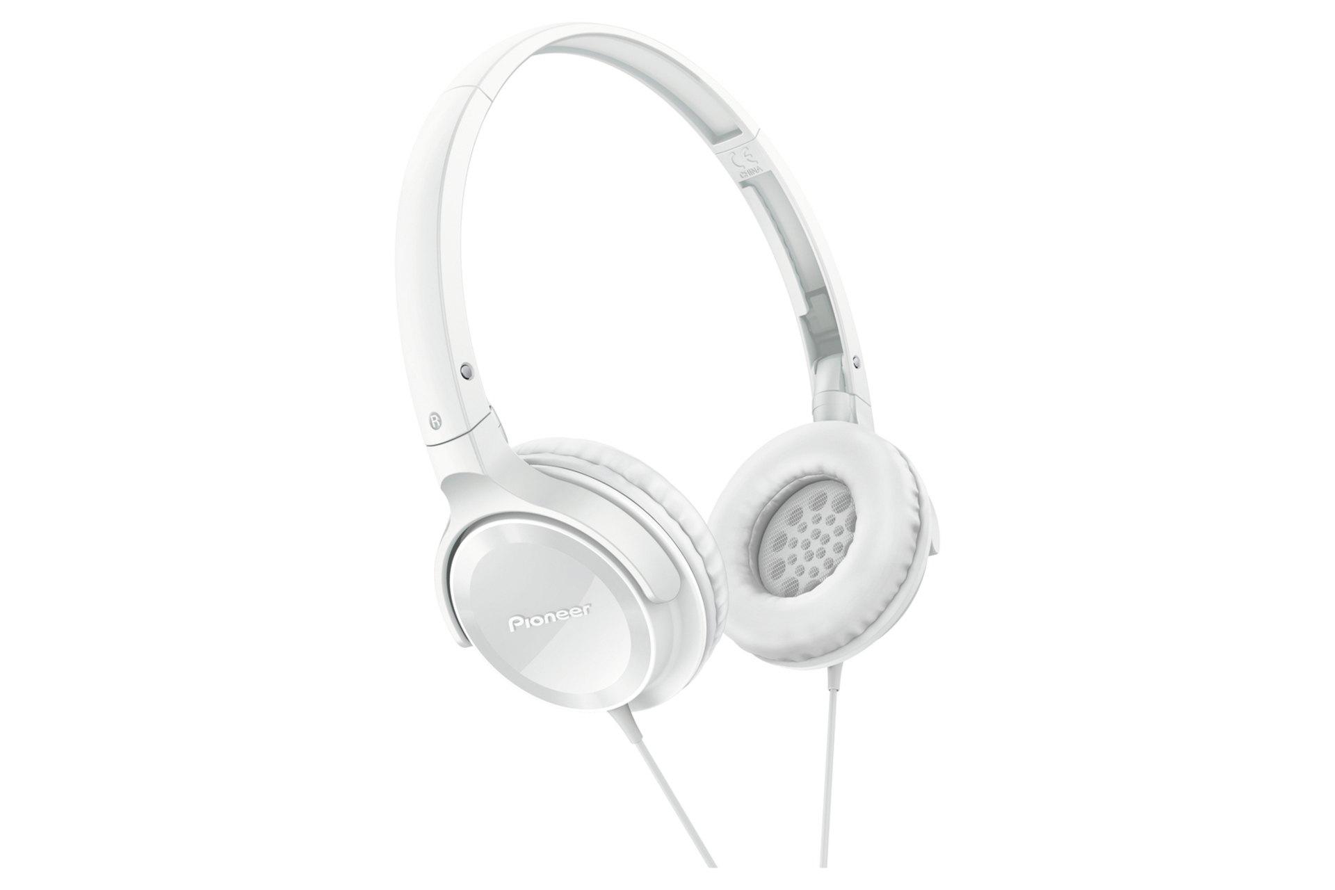 PIONEER SE MJ502W CUFFIA DJ WHITE eae10ce287c9
