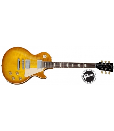 GIBSON LES PAUL STANDARD TRADITIONAL CARAMEL BURST 2013