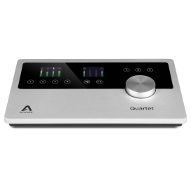 APOGEE QUARTET USB 2.0 AUDIO INTERFACE