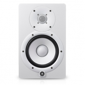 YAMAHA HS7W STUDIO MONITOR ATTIVO SINGLE WHITE